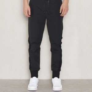 JUNK de LUXE Woven Trackpants Black