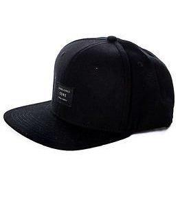 Jack & Jones Basic Snapback Cap Black