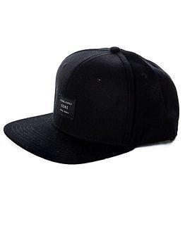 ... Jack   Jones Basic Snapback Cap Black 036605f180