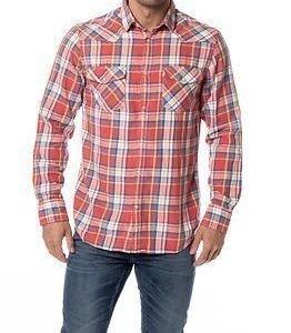 Jack & Jones Belmont Shirt Western Bossa Nova