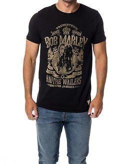 Jack & Jones Bob Marley Tee Caviar