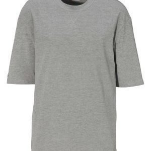 Jack & Jones Boxy ss Tee Light Grey Melange