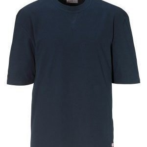 Jack & Jones Boxy ss Tee Navy Blazer
