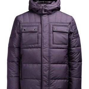 Jack & Jones Cam Puffer Jacket Nightshade