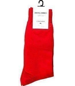 Jack & Jones Color Sock Red