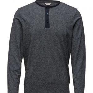 Jack & Jones Core Jcopulse Tee Ls Grandad pitkähihainen t-paita