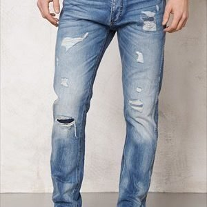 Jack & Jones Erik Original 224 Jeans Blue Denim