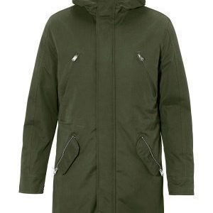 Jack & Jones Fine Parka Jacket Rosin
