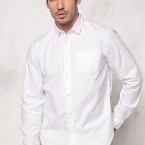Jack & Jones Glass Shirt White