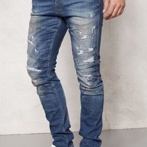 Jack & Jones Glenn Jax BL 571 Jeans Blue Denim