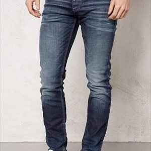 Jack & Jones Glenn Original 934 Jeans Blue Denim