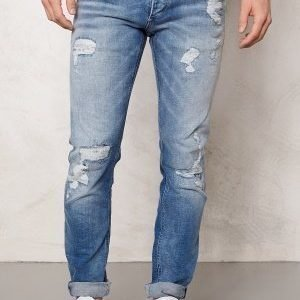 Jack & Jones Glenn Original Jos7 Jeans Blue Denim