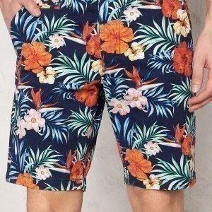 Jack & Jones Graham Chino Shorts Navy Blazer