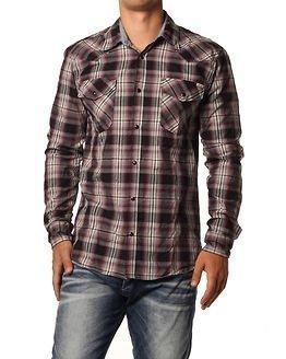 Jack & Jones Gun Western Shirt Black