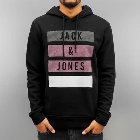 Jack & Jones Huppari Musta