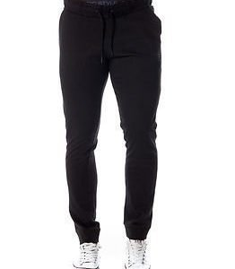Jack & Jones Identity Sweat Pants Tight Fit Black