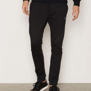 Jack & Jones Jcoidentity Sweat Pants Tight Fit Noos Housut Black