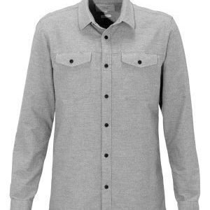 Jack & Jones Jonas L/S Shirt Light Grey Melange