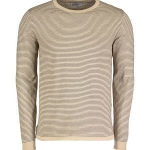 Jack & Jones Jorleo Knit Crew Neck Puuvillaneule