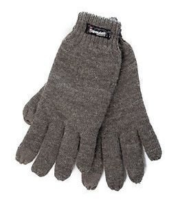 Jack & Jones Multi Knit Gloves Grey Melange