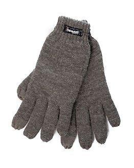 Jack & Jones Multi Knit Gloves Grey Melange