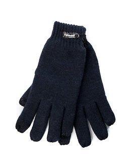 Jack & Jones Multi Knit Gloves Navy Blazer