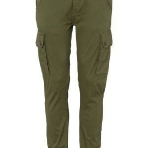 Jack & Jones Paul Warner Trousers Olive Night