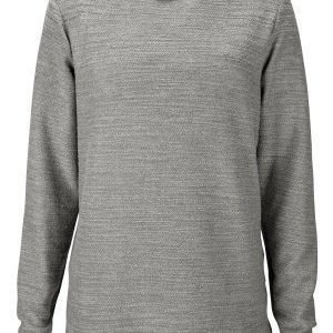 Jack & Jones Raw Sweat Crew Neck Grey Melange
