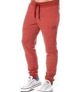 Jack & Jones Recycle Sweatpants Tight Fit Ketchup Melange