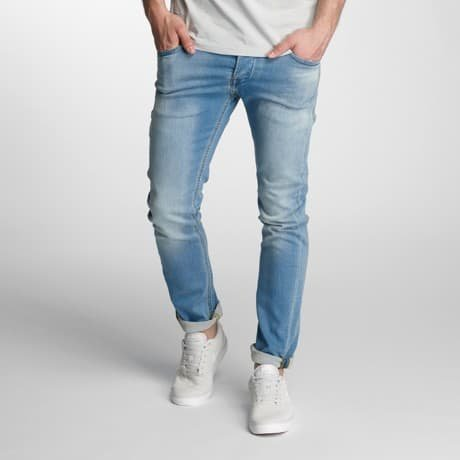 Jack & Jones Slim Fit Farkut Sininen
