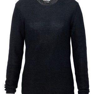 Jack & Jones Swing Knit Crew Neck Navy Blazer