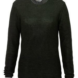 Jack & Jones Swing Knit Crew Neck Rosin