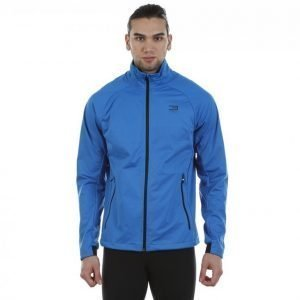 Jack & Jones Tech Flexshell Jacket Treenitakki Sininen