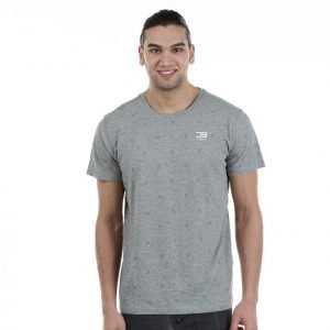 Jack & Jones Tech Graphic Tee Treenipaita Harmaa