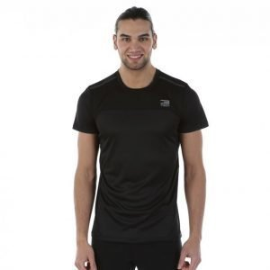 Jack & Jones Tech Training 6 Performance Ss Tee Treenipaita Musta