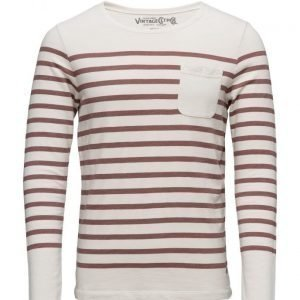 Jack & Jones Vintage Jjvfu Micha Crew Neck Sweat pitkähihainen t-paita