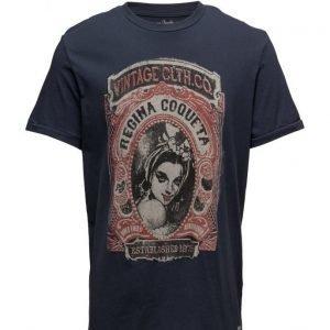 Jack & Jones Vintage Jjvharry Ss Tee Crew Neck lyhythihainen t-paita