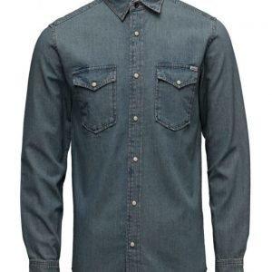 Jack & Jones Vintage Jjvsheridan Shirt L/S Western Noos