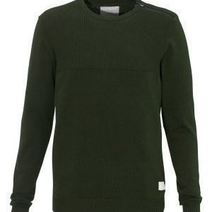 Jack & Jones Work Knit Crew Neck Rosin