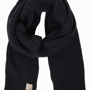 Jack & Jones jjvAUTHENTIC Knit Scarf Kaulahuivi Sininen
