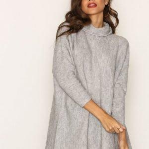 Jacqueline De Yong Jdyblogg L / S Pullover Knt Neulepusero Vaaleanharmaa