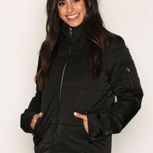 Jacqueline De Yong Jdylion Quilt Jacket Otw Untuvatakki Musta