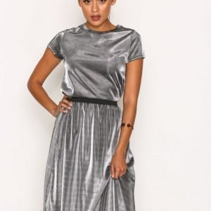 Jacqueline De Yong Jdymesh Skirt Jrs Midihame Musta