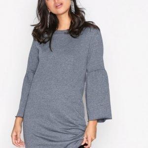 Jacqueline De Yong Jdyprove L / S Wide Sl Sweat Dress Sw Mekko Tummansininen