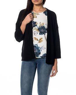 Jacqueline de Yong Alfie Cardigan Knit Black