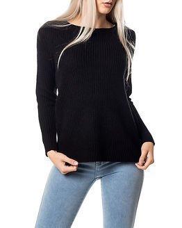 Jacqueline de Yong Basky Pullover Black