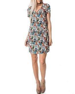 Jacqueline de Yong Beat It Dress Flowery