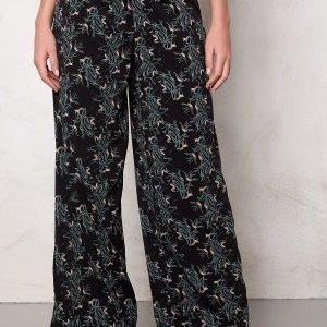 Jacqueline de Yong Beat It Loose PantBeat It Loose Pant Black FlowerBlack Flower