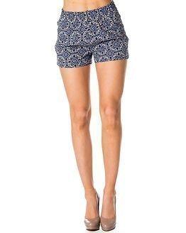 Jacqueline de Yong Beat It Shorts Maza Blue