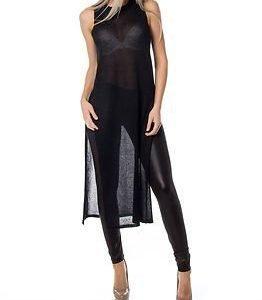 Jacqueline de Yong Colada Dress Black